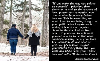 why most romantic relationships don't last - the 9th dimensional arcturian council - channeled by daniel scranton channeler of archangel michael