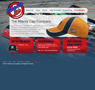 FREE Atlanta cap...