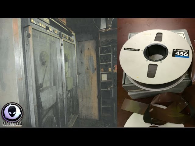 MYSTERY NASA Tapes Found In Dead Engineer's Basement 7/16/17  Sddefault