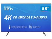 Smart TV 4K LED 58? Samsung UN58RU7100