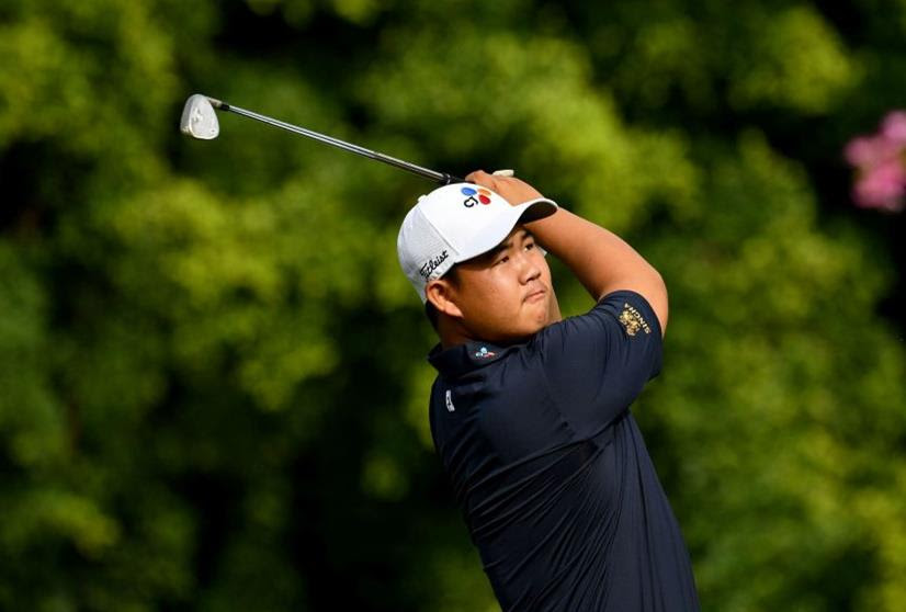 Kim set to continue meteoric rise at PGA Championship