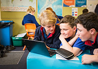 Innovative Learning Environment