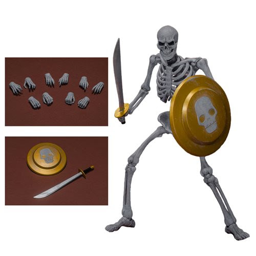 Image of Golden Axe Skeleton Soldier 1:12 Scale Action Figure 2-Pack