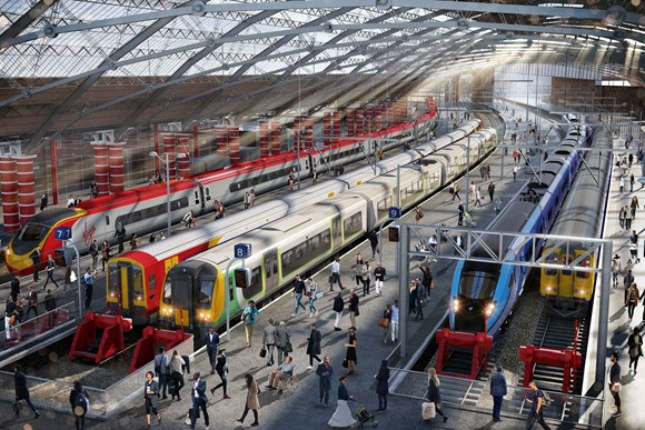 Liverpool Lime Street platforms 1 and 2 to reopen on Monday