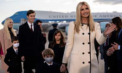 Ivanka Trump, crusading criminal justice reformer? Pull the other one