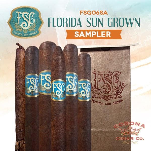 Image of FSG by Drew Estate Cigar Sampler