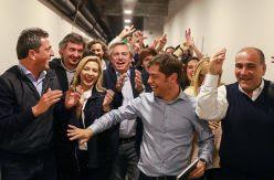 Argentina: una noche feliz, setenta días complicados