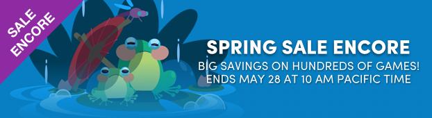Spring Sale Encore