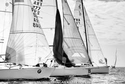 J70, J24, J80 sailing Grand Prix Crouesty