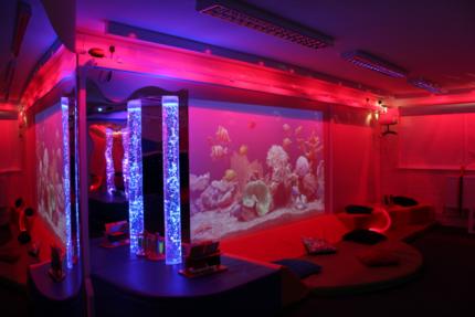 Redbank sensory room