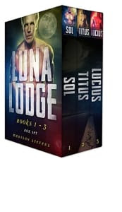 Luna Lodge Box Set: Books 1–3 by Madison Stevens