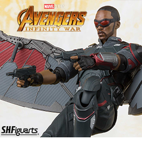 AVENGERS: INFINITY WAR S.H.FIGUARTS FALCON