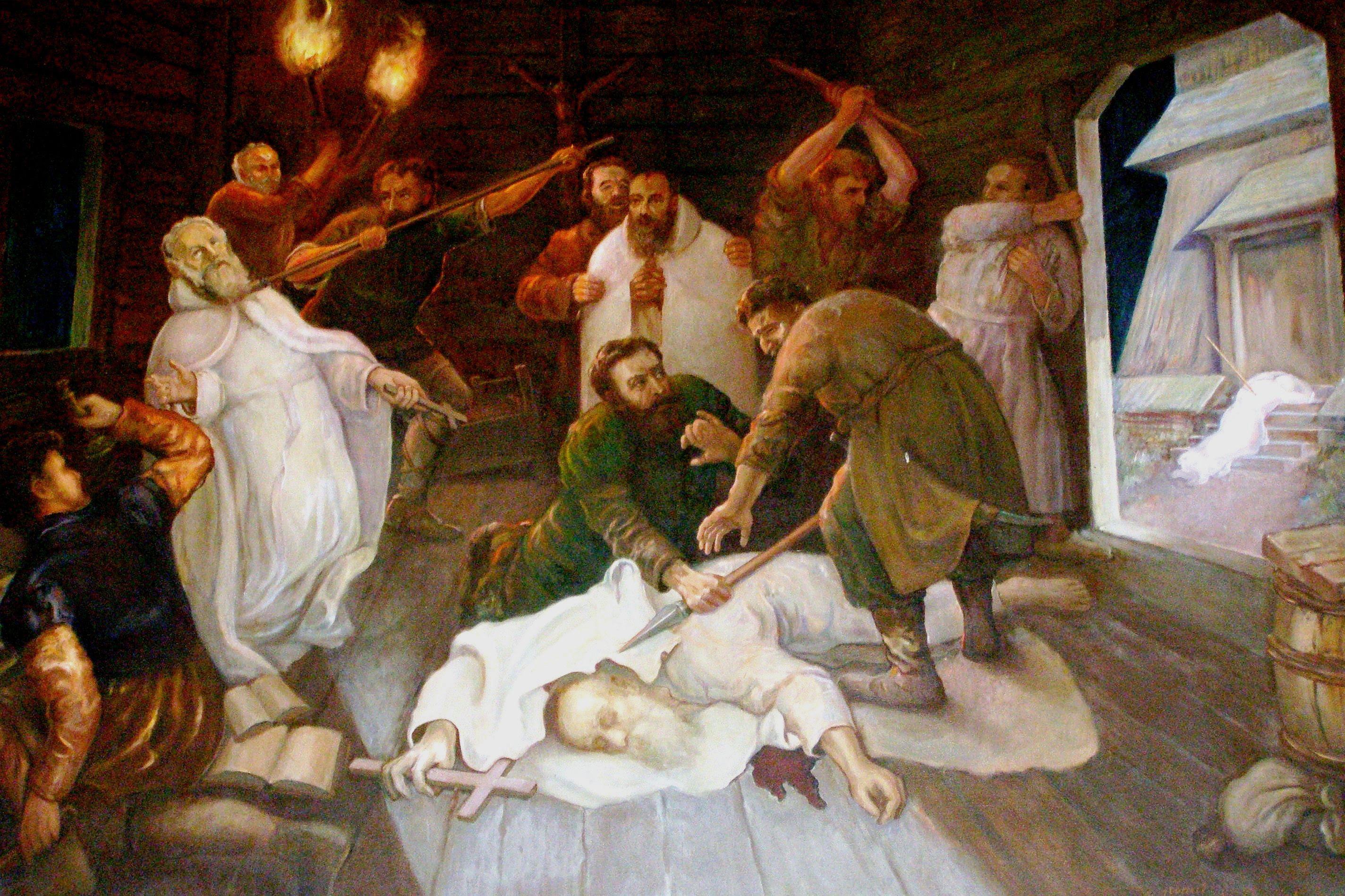 Pięciu Braci Męczenników – Wikipedia, wolna encyklopedia