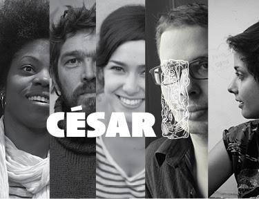 CÉSAR 2018 : 5 auteurs passés au Groupe Ouest en lice