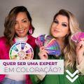 Camila Cavalcante e Alice Salazar