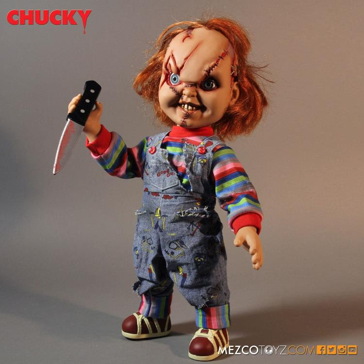 "Image of Chucky 15"" Mega-Scale Talking Doll"