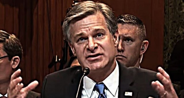 BREAKING: FBI's Wray Under Extreme Pressure To Answer THESE Questions About Jan. 6- Deep State Govt. About To Get EXPOSED