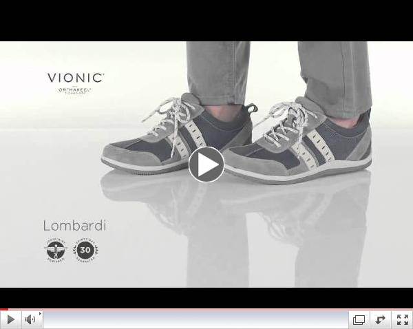 Vionic Lombardi Sporty Lace Up