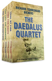 The Daedalus Quartet by Richard Townshend Bickers