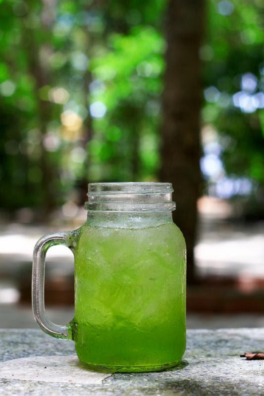 Green beverage