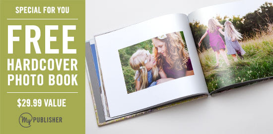 FREE photo book back for Fathe...