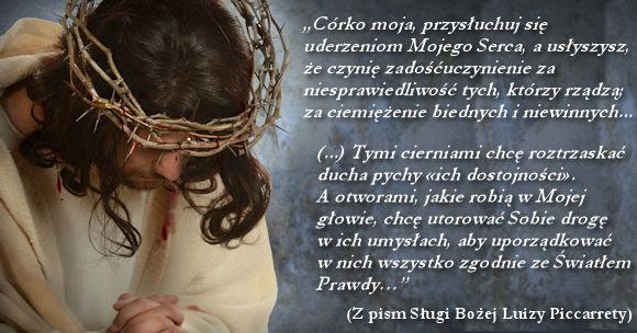 Jezus przed Piłatem, który pokazuje Go ludowi i skazuje na śmierć – Wola  Boża jest esencją Boga