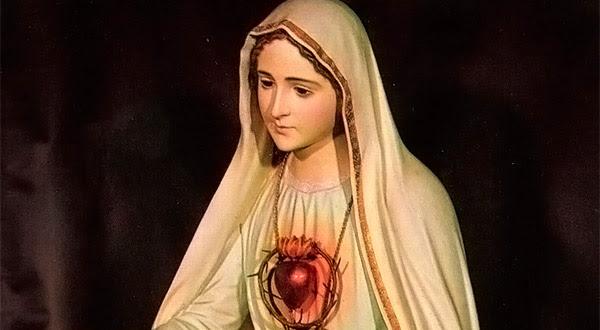 """Décimo primeiro apelo da Mensagem de Fátima: """"Jesus quer estabelecer no mundo a devoção ao meu Imaculado Coração"""""""
