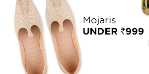 Mojaris under Rs.999