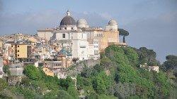 Panorámica de Castel Gandolfo