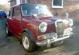 1964 Riley Elf MK II