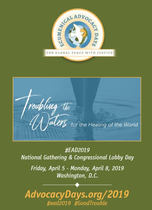 Ecumenical Advocacy Days: Troubling the Waters for the Healing of the World