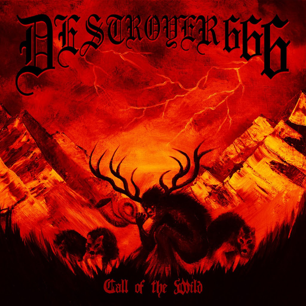 DESTRÖYER 666 EP cover art