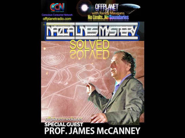 OffPlanet TV-02-03-16-Prof. James McCanney-The Nazca Palpa Lines Mystery Solved  Sddefault