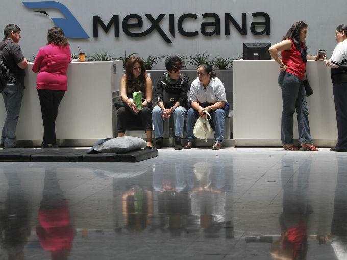 La juez del concurso mercantil de Mexicana de Aviación rechazó investigación. Foto: Cuartoscuro.