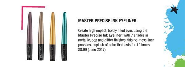 Master Precise Ink Eyeliner