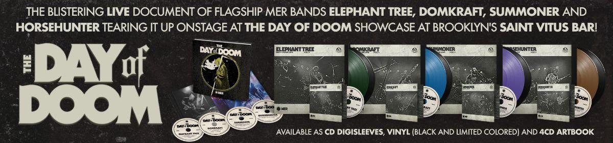Day of Doom Live banner