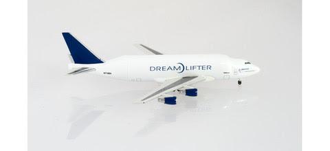 Boeing 747LCF Boeing Fleet 'Dreamlifter' N249BA | is due: January / February 2020
