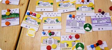 Photo - Jeu serious game Energie Partagée pour former les porteurs de projet d'energie renouvelable