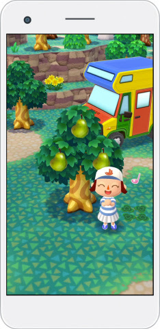 In the first Animal Crossing game for mobile devices, you can interact with animal friends, craft fu ...
