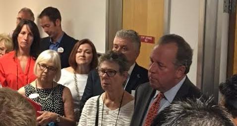 C.A.R. meeting with Senator Bill Dodd