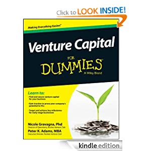 Buy Venture Capital For Dummies on Amazon