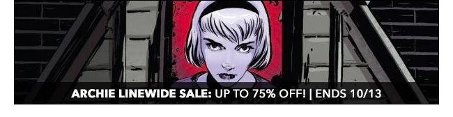 Archie Linewide Sale: up to 75% off! | Ends 10/13