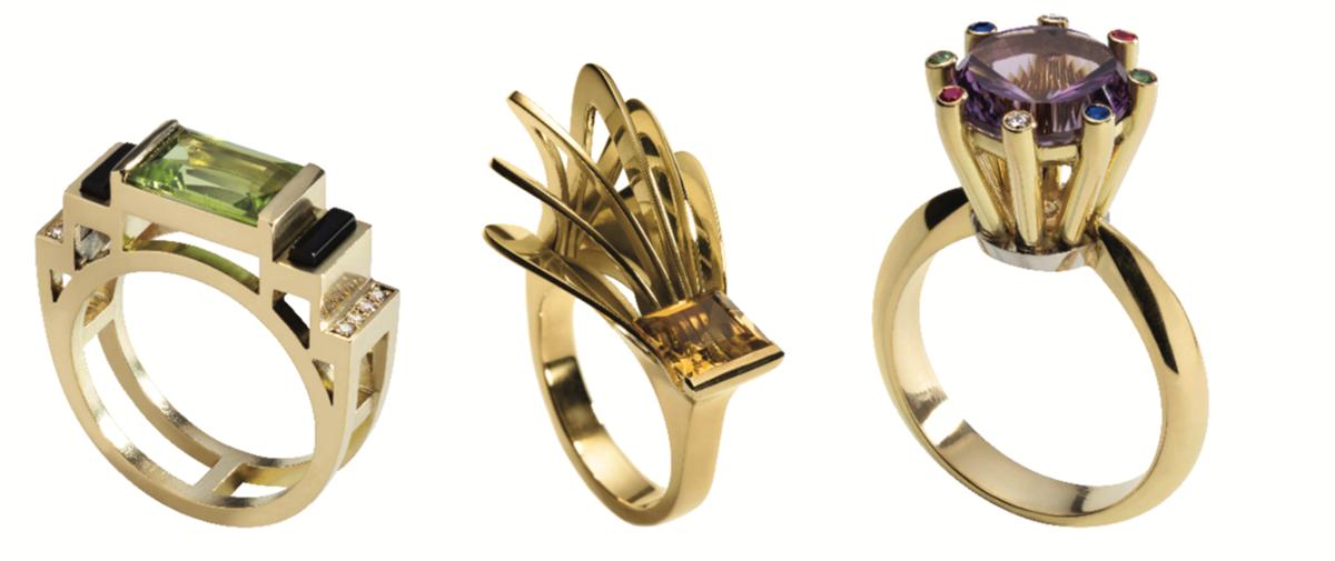 AUREA Jewellery & Goldsmithing Skills Graduate Exhibition at NDCG.ie