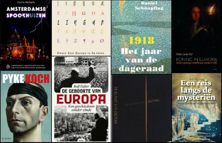 Nieuwe geschiedenisboeken (week 50)