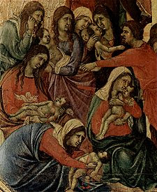 Znalezione obrazy dla zapytania ŚWIĘTYCH MŁODZIANKÓW, MĘCZENNIKÓW Święto