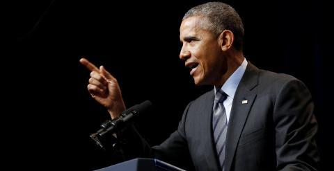 El presidente de EEUU, Barack Obama. - REUTERS