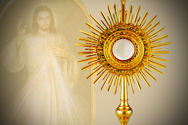 Znalezione obrazy dla zapytania swieto milosierdzia bozego obietnice
