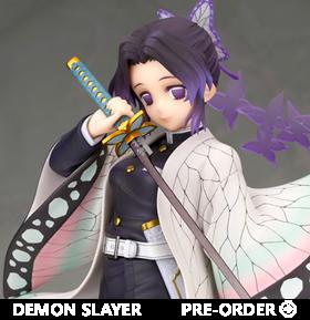 Demon Slayer: Kimetsu no Yaiba Shinobu Kochou 1/8 Scale Figure