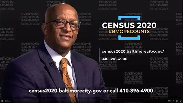 Mayor's Census Message