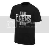 Kevin Owens Fight Owens Fight Special Edition T-Shirt